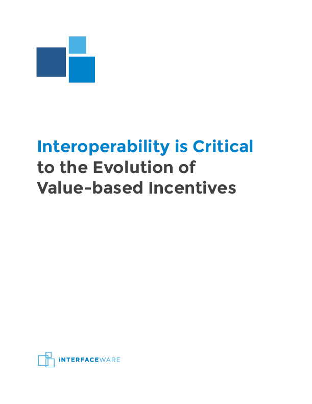 Interoperability is Critical to the Evolution of Value-based Incentives Image